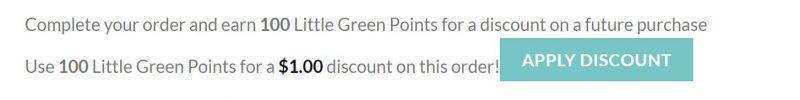 Little Green Points
