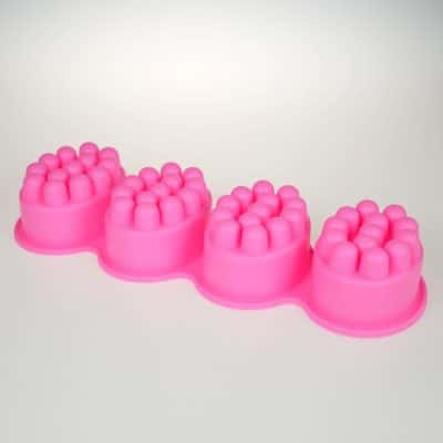 Massage Bar Silicone Soap Mould