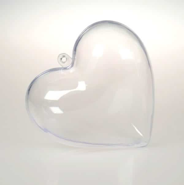 Plastic Heart Mould