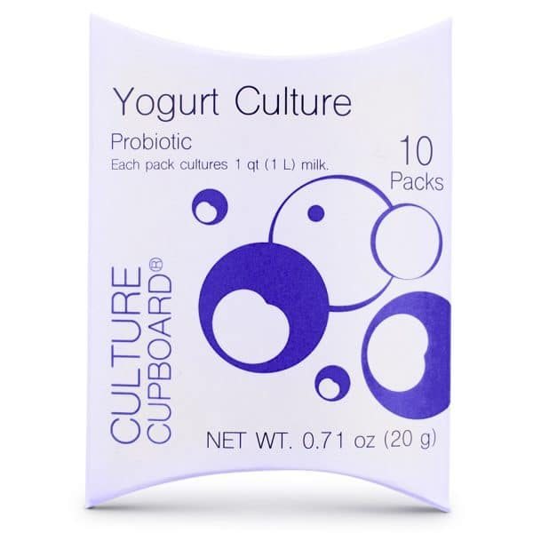 Make Your Own Butter & Yogurt Kit Yoghurt Culture