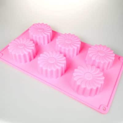 Daisy Silicone mould