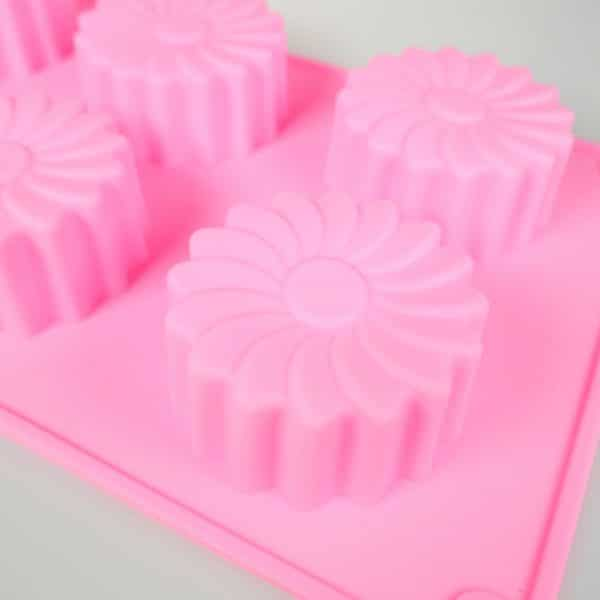 Daisy closeup Silicone mould