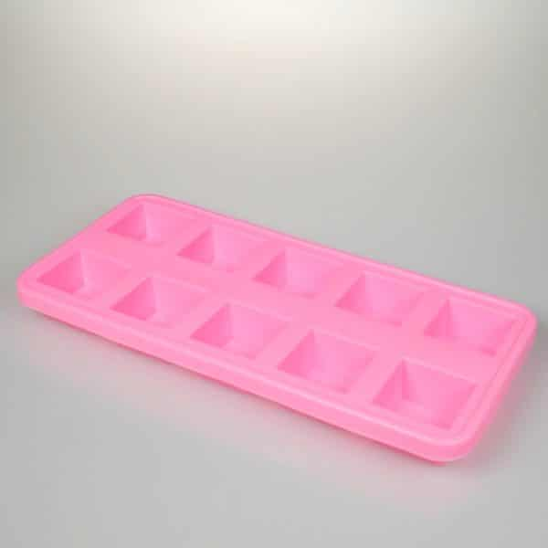 Square Silicone Mould 10 Cavity
