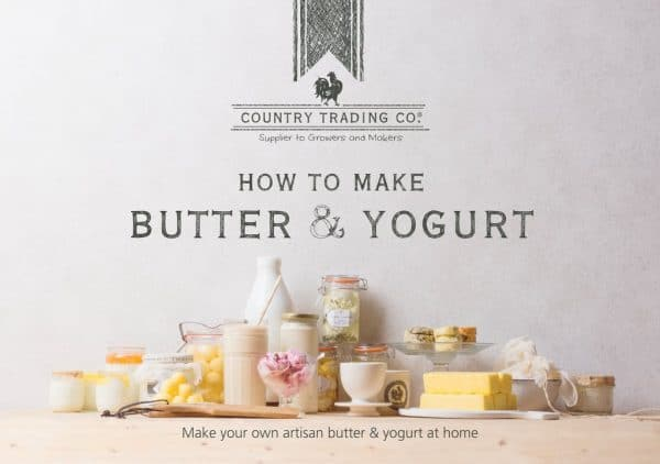 How to Make Butter & Yogurt