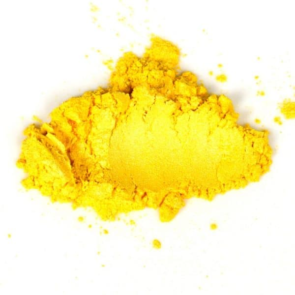 Sunshine Yellow Mica