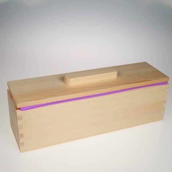 1kg Soap box lid on