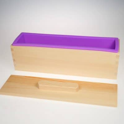 1kg Soap box with Lid
