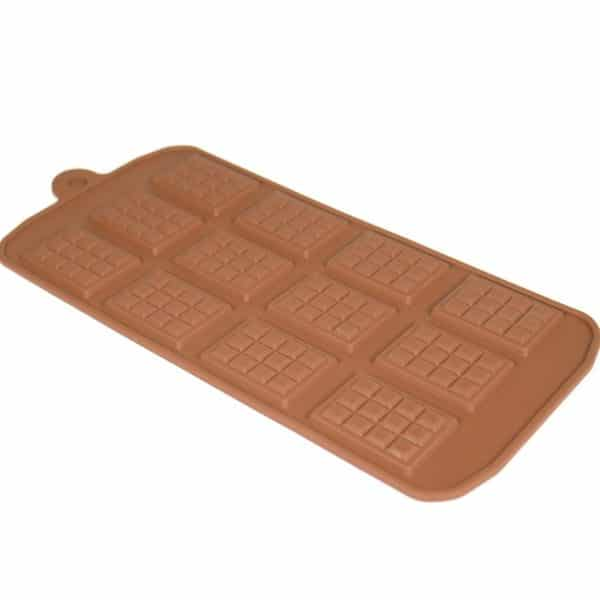 Chocolate Mini Block Silicone Mould