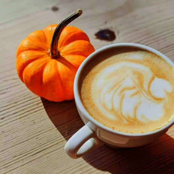 Pumpkin Spiced Latte Fragrance Oil