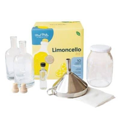 Limoncello Kit Contents