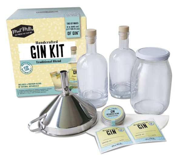 Handcrafted Gin Kit Contents