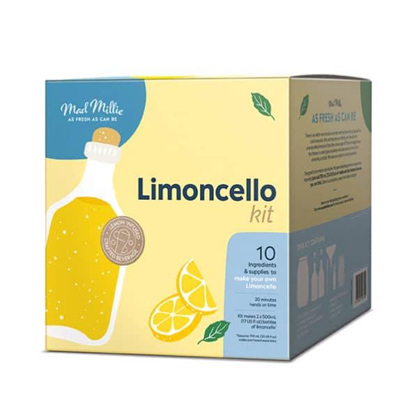 Limoncello Kit
