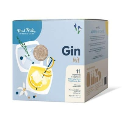 Gin Kit Packaging