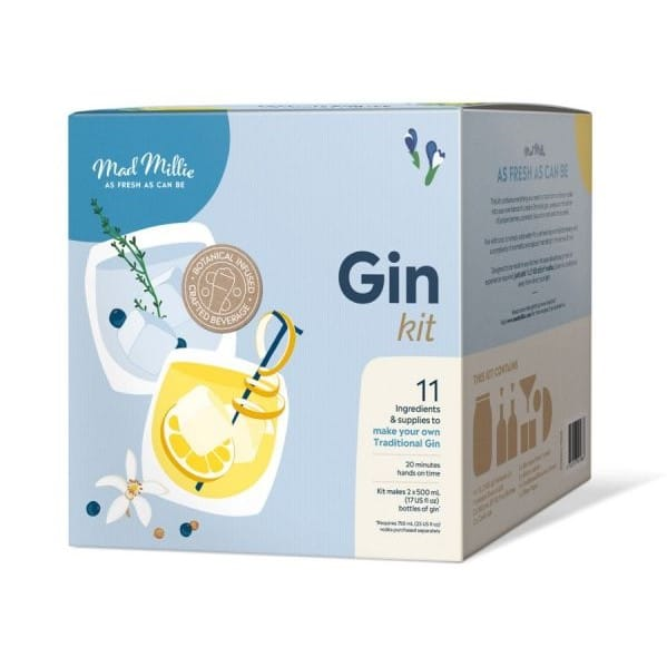 New Gin Kit Packaging
