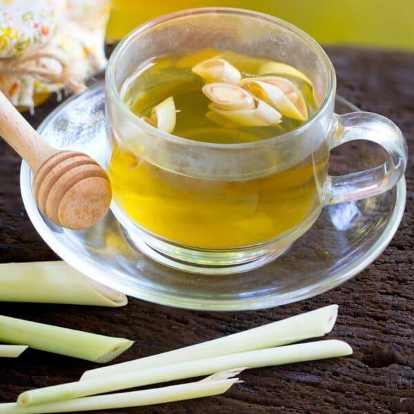 Green Tea and Lemongrass