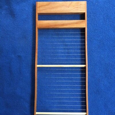 Cherry Wood Curd Harps