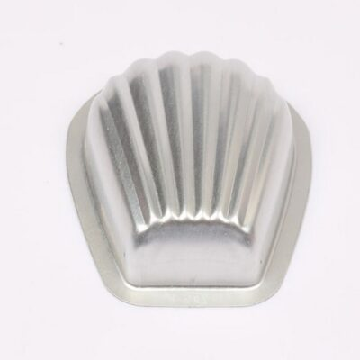 Long Shell Aluminum Bath bomb mould