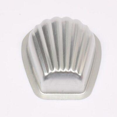 Long Shell Aluminum Bath bomb mould