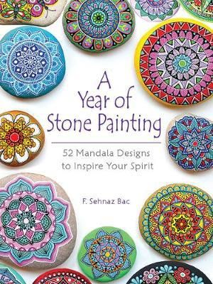 A year of Stone Painting