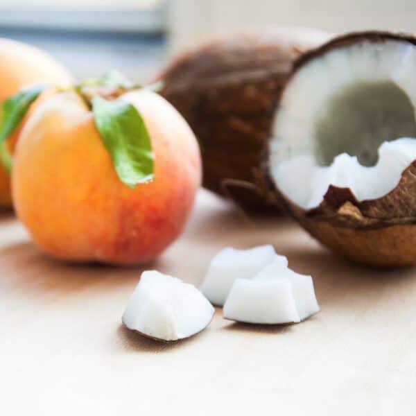 Coconut and Peach Fragrance