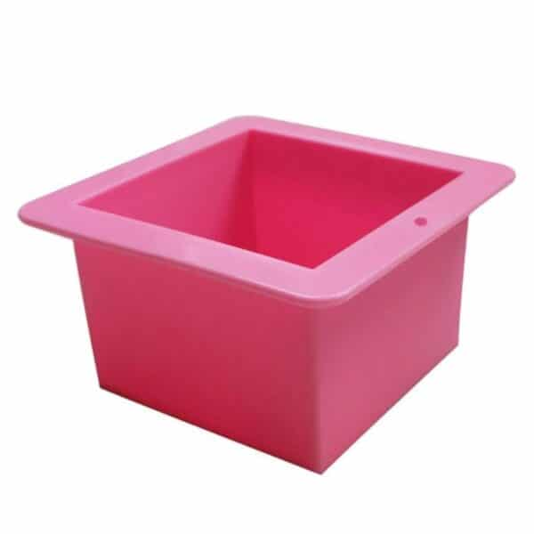 Large Square Silione Mould overview