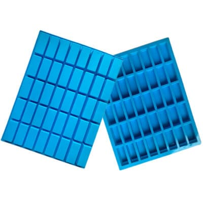 Mini Rectangle 40 Cavity front