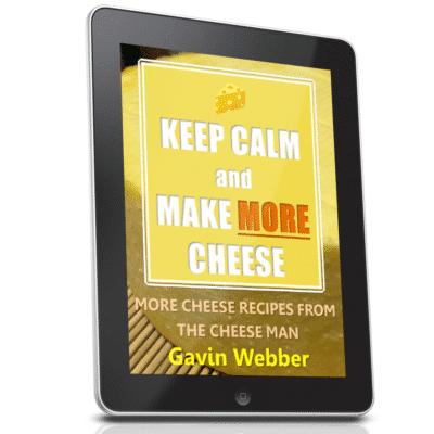Keep Calm and Make More Cheese